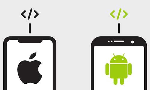 طراحی و توسعه اپلیکیشن های اندروید و ios